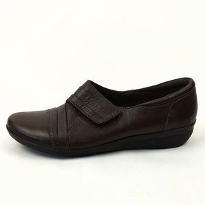 Clarks Collection 15807 Leather Loafers 8.5M